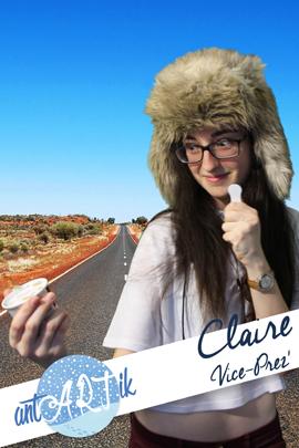 Claire de M.