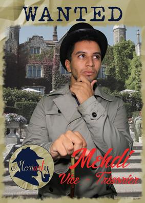 Mehdi Charles